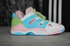 "Uk 11.5 adidas equipment vintage basketball ""miami heat"" low-hc baskets rétro"