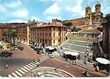 Bt1547 roma piazza di spagna e trinita dei monti italy