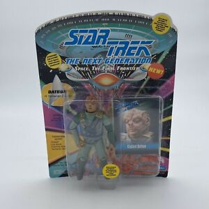 1993 Playmates Toys Star Trek TNG DATHON Action Figure vintage rare space alien