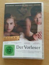 DVD Der Vorleser, Kate Winslet, Literaturverfilmung, Bruno Ganz