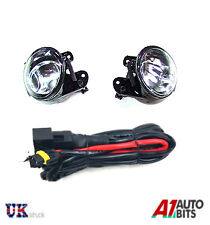 NEW FOG LIGHTS LIGHT LAMPS FOR VW PASSAT 3C B6 2006-2009 56-59 + WIRING KIT SET
