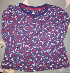 Girls Age 3-6 Months - TU Sainsbury's Long Sleeved Top
