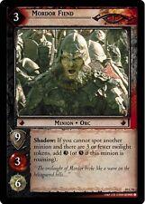 LoTR TCG Mount Doom Mordor Fiend FOIL 10C91
