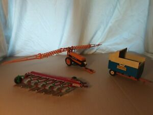Britains Farm 1:32 Implements Lot