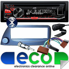 FORD KA 96-08 MK1 JVC CD MP3 USB AUX iPod Radio Auto Sterzo interfaccia KIT FD03