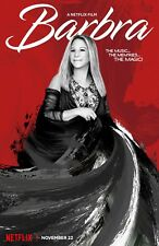 Barbra Streisand The Music The Memries The Magic poster - 11 x 17 inches