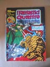 I FANTASTICI QUATTRO GIGANTE serie Cronologica n°30 1980 Corno [G753A] BUONO