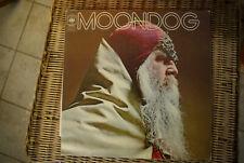 Moondog LP NM GB 1969 CBS