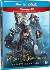 PIRACI Z KARAIBÓW: ZEMSTA SALAZARA 3D (DEAD MEN TELL NO TALES 3D) - 2 BLU-RAY
