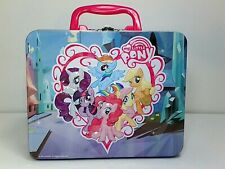 My Little Pony Children's Metal Tin Lunch Box Carry All