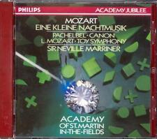 MOZART - Eine Kleine Nachtmusik / PACHELBEL - Canon & Gigue - Neville MARRINER