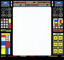 Gorf Arcade Monitor Bezel