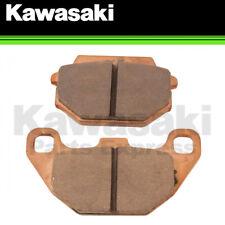 NEW 2007 - 2019 GENUINE KAWASAKI KFX50 KFX90 BRAKE PAD SET 43082-Y001