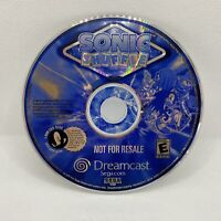 Sonic Shuffle (Sega Dreamcast, 2000) Not For Resale Disc Only Tested & Works