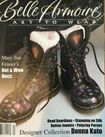 stampington BELLE ARMOIRE jewelry, Spring 2003 96 pages! somerset studio docs