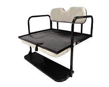 Rear Flip seat kit for YAMAHA golf cart G14/G16/G19/G22 model (Tan)