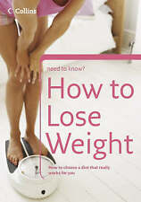 How to Lose Weight (Collins Need to Know?), Michael, Christine, 0007201486, New