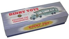 Dinky Reproduction Box 582 PULLMORE CAR TRANSPORTER (982)