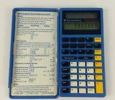 Texas Instruments Ti Math Explorer Calculator Assembled in Italy 1998 Vintage