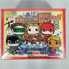 BAZINGA The Big Bang Theory Funko 2019 SDCC T Shirt Limited Exclusive SZ XL New