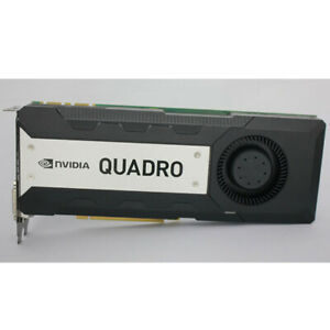 For Nvidia Quadro K6000 12GB DDR5 Graphics Video Card