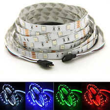 5M 5050 RGB SMD LED Strip Light   Non-Waterproof 300LED Flexible Tape lamp Decor