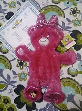 Build A Bear NEW 16 in Disney Minnie Mouse Exclusive Plush UNSTUFFED Rare BABW