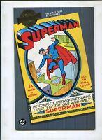DC MILLENIUM EDITION SUPERMAN #1 (9.0)