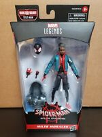 """Marvel Legends 6"""" Miles Morales Spider-man Into The Spider-verse IN HAND Sealed"""