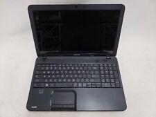 * Toshiba Satellite C855D AMD E-450 1.65GHz, 6GB RAM, 250GB HDD, Win 7 Home