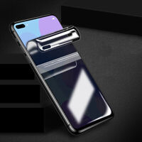 For iPhone Samsung Anti-Spy Full Screen Protector Privacy Soft Protective Film