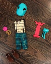 Monster High Boy Doll Clothing, Shoes & Accessories - Complete Clawd Wolf Outfit