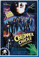 Chopper Chicks In Zombietown Movie Poster 24x36