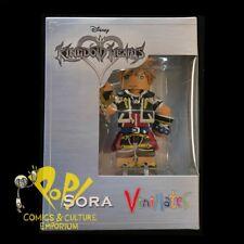 "Kingdom Hearts SORA Vinimate 4"" ACTION FIGURE Diamond Select Toys MINIMATES!"