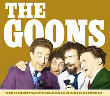 The Goons - Two Complete Radio Shows - CD - BRAND NEW SEALED