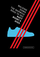 Adidas Man Utd A4 260GSM Poster Artwork Casuals