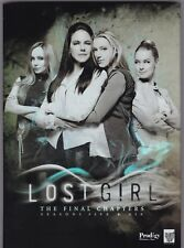 Lost Girl: The Final Chapters Seasons Five & Six (DVD, 2016, 6-Disc Set)