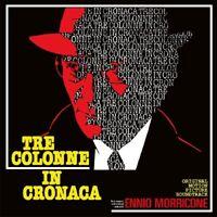 TRE COLONNE IN CRONACA - OST/VARIOUS   VINYL LP NEU MORRICONE,ENNIO