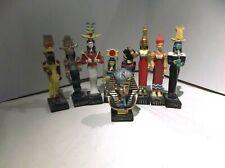 LOT 9 Collectible Figurine Statue Figure Egypt GOD