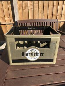 Warsteiner Beer Crate Breweriana