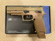 New listing NEW VFC Sig Sauer M17 P320 MHS Green Gas Blowback Airsoft Pistol Proforce