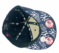 New York Yankees New Era 59Fifty Fitted Hat Cap 7 1/8 MLB Baseball NY Graphics