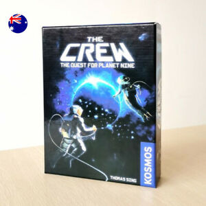 The Crew: The Quest for Planet Nine Card Game