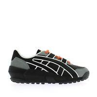 Onitsuka Tiger Big Logo Trainer Sneaker Uomo 1183A419 001 Black Black