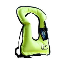 Rrtizan Unisex Adult Portable Inflatable Canvas Life Jacket Sno... Free Shipping