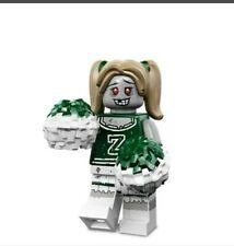 LEGO 71010  minifig serie 14 Monster : zombie girl pompom n° 8 scellée