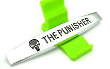 Styling The Punisher Skull Emblem Car Fender Side Wing Badge Sticker For Golf