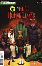 The Pitiful Human Lizard #12 Cover A Comic Book 2017 - Chapterhouse Comics