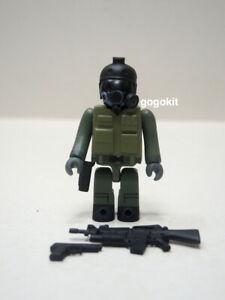 Medicom Special Force Series 5 Kubrick Secret Chase Navy Figure