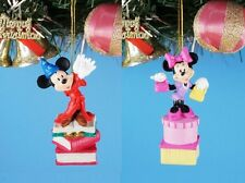 Decoration Xmas Ornament Home Party Decor Disney Mickey Minnie Mouse Gift Set